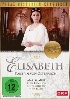 """DVD-VÖ Films """"Elisabeth, Kaiserin von Österreich - Das wahre Leben der Sissi"""""""