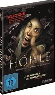 DVD/BD-VÖ | DIE HÖHLE - Found-Footage-Filme Special