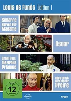DVD-VÖ | Louis de Funès Edition 1-5