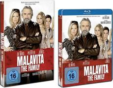 DVD/BD-VÖ | Malavita - the Family: Ab 11. April 2014