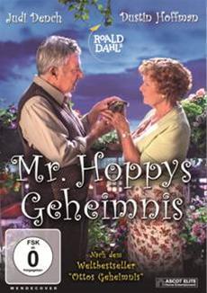 DVD/BD-VÖ | Mr. Hoppya Geheimnis: Startmeldung & deutscher Trailer zur Komödie mit Dustin Hoffman und Judi Dench