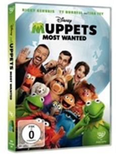 DVD/BD-VÖ | Im Herbst gibt's ganz großes Theater: Muppets Most Wanted