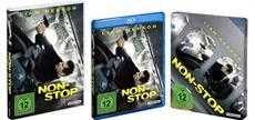 DVD/BD-VÖ | NON-STOP Feature: Die besten Bad-Ass-Momente von Liam Neeson