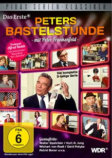 DVD-VÖ | Peters Bastelstunde