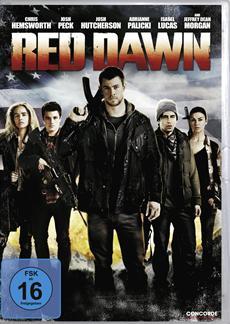 BD/DVD-VÖ   RED DAWN