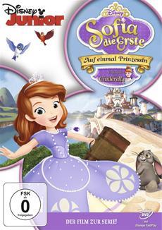 DVD-VÖ | Sofia die Erste - Auf einmal Prinzessin