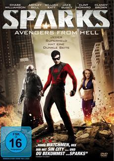 Gewinnspiel | Sparks - Avengers from Hell