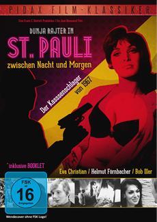 """DVD-VÖ des Krimiklassiker """"St. Pauli zwischen Nacht und Morgen"""" am 11.10.2013"""