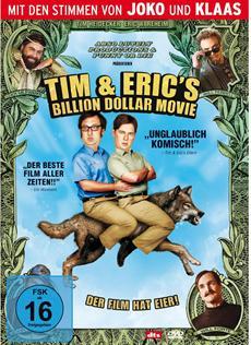 DVD-VÖ   Tim & Eric's Billion Dollar Movie