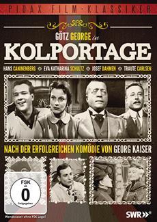 """DVD-Veröffentlichung des Filmklassikers """"Kolportage"""" mit Götz George am 24.05.2013"""
