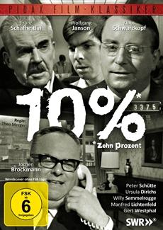 "DVD-Veröffentlichung des Filmklassikers ""Zehn Prozent"" am 18.05.2012"
