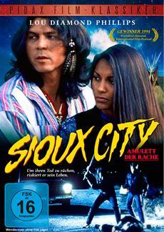 DVD-Veröffentlichung des preisgekrönten Indianerkrimis Sioux City - Amulett der Rache am 20.03.2015