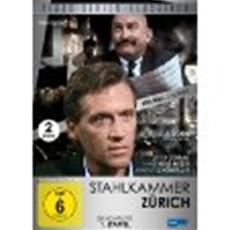 DVD-Veröffentlichung von Staffel 1 der Serie Stahlkammer Zürich am 16.04.2012