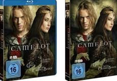 DVD-VÖ | Das Star-Trio von CAMELOT