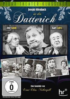 "DVD-VÖ | DVD-Veröffentlichung des Theaterklassikers ""Datterich"" am 19.07.2013"