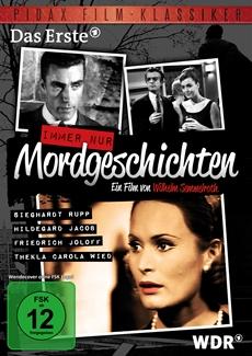DVD-VÖ | Immer nur Mordgeschichten