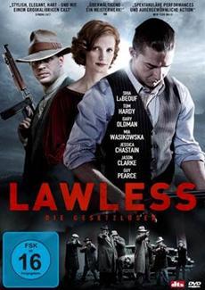 DVD-VÖ   LAWLESS – DIE GESETZLOSEN