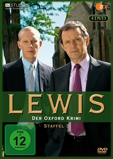 DVD-VÖ   Lewis - Der Oxford-Krimi
