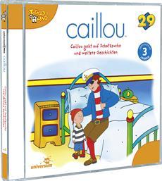 DVD-VÖ | Neue Abenteuer von Caillou!