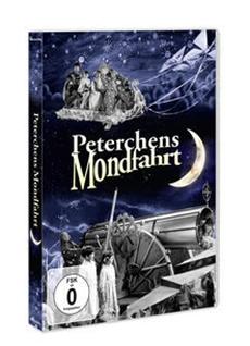 DVD-VÖ   PETERCHENS MONDFAHRT - Ab 16. November 2012