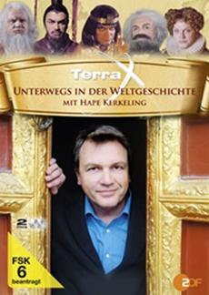 DVD-VÖ | Terra X: Unterwegs in der Weltgeschichte - mit Hape Kerkeling
