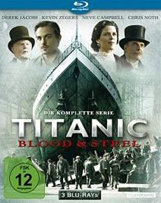 DVD-VÖ   TV-Serie Titanic: Blood & Steel