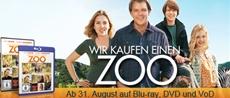 DVD-VÖ   Wir kaufen einen Zoo