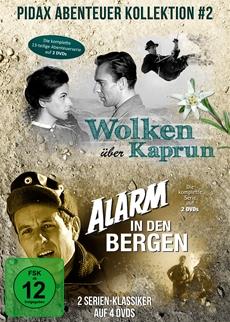 DVD-VÖ | Wolken über Kaprun + Alarm in den Bergen