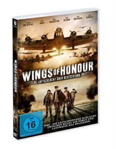 Pandastorm Pictures: WINGS OF HONOUR - LUFTSCHLACHT ÜBER DEUTSCHLAND auf DVD und Blu-ray Disc!