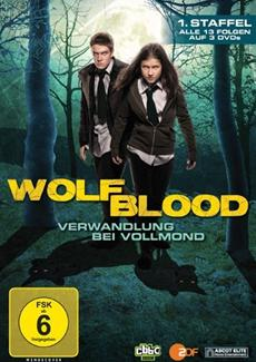 Gewinnspiel: Wolfblood