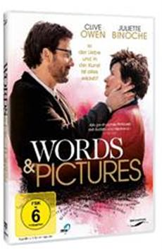 DVD/BD-VÖ | WORDS AND PICTURES - In der Liebe und in der Kunst ist alles erlaubt