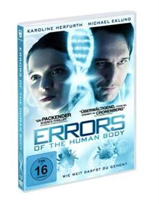 Errors of the human Body - Science Thriller - VÖ