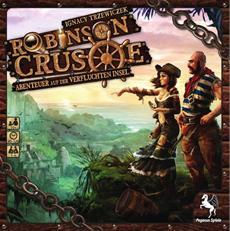 Erstes Zusatz-Szenario zu ROBINSON CRUSOE veröffentlicht