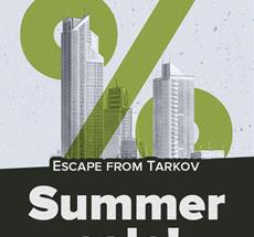Escape from Tarkov summer sale!