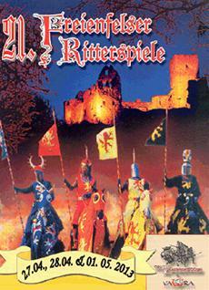 21. Freienfelser Ritterspiele