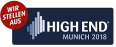 HIGH END 2018: Sound United mit ausgewählten Marken und großem Messeauftritt in München