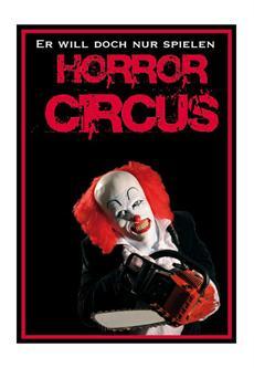 Gewinnspiel: Horror Circus