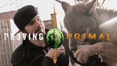 FAR CRY<sup>&reg;</sup> PRIMAL Proving Primal-Videoreihe belegt die Mythen cder Steinzeit