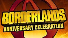 Feiere das 10-jährige Jubiläum von Borderlands mit einem Monat voller Belohnungen