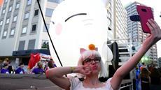 Final Fantasy XIV: So sah der Festwagen der Sydney Gay & Lesbian Mardi Gras Parade aus