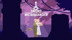 Forge an army of the undead in open beta for action roguelike Sword of the Necromancer