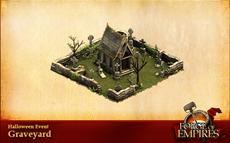 Bei Forge of Empires wird's gruselig