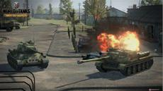 Fraktionsupdate auf der World of Tanks: XBox 360 Edition