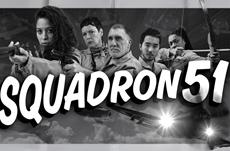 Free Prologue Now Available on Steam - Try Out 1950's Sci-Fi Inspired SHMUP Squadron 51