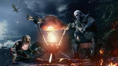 Geralt von Riva ist ab sofort Bestandteil von Monster Hunter: World