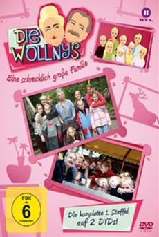 Gewinnspiel: Die Wollnys – Eine schrecklich große Familie! - Staffel 1
