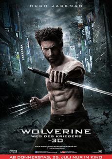 Gewinnspiel: Wolverine: Weg des Kriegers