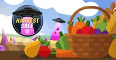 GOG.COM Geschenke + Harvest Sale + gamescom