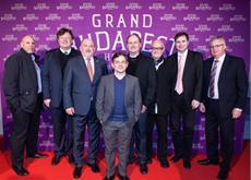 GRAND BUDAPEST HOTEL - Umjubelte Filmpremiere in GÖRLITZ