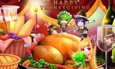 Grand Fantasia | Liebliche Dungeons zu Thanksgiving!